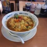 日高屋の酸辣湯麺